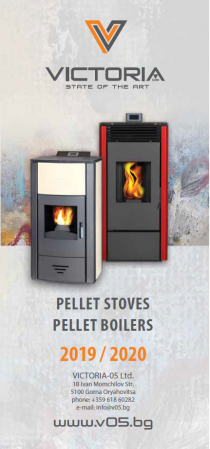 Booklet Pellet Appliances 2019 / 2020